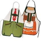Themed Aprons