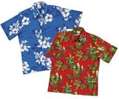 TS-1 - Tropical/Hawaiian Shirts