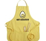 Custom Shaped Aprons
