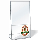 Clear Display Stand