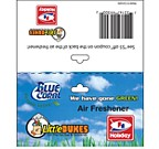 HC-01 - Full Color Header Cards Air Fresheners
