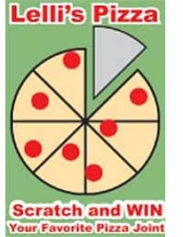 Scratch & Win Coupons