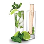 FTA1835 - FINAL TOUCH Mojito Glasses