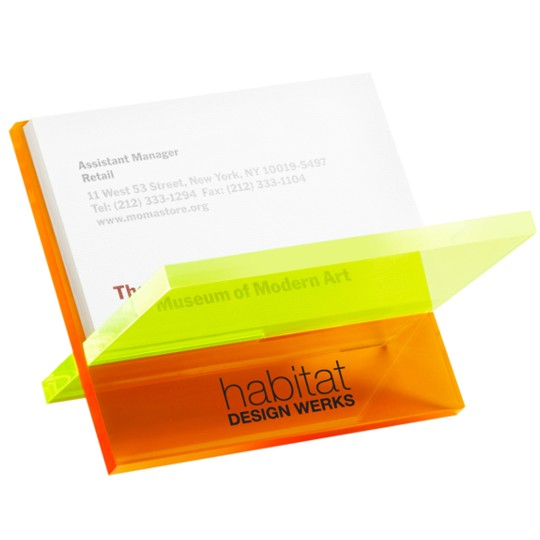MB98824 - MoMA X-Business Card Holder