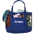 SM-7417 - Surfside Mesh Accent Tote
