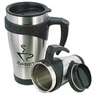 0105 - Stainless steel thermo mug