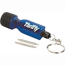 0521 - Mini Flashlight Keychain with Screwdriver