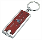 0594 - Key Ring with Lock LED Light
