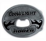 Belt Buckle Bottle Opener
