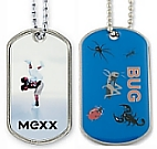 Express Line Dog Tags