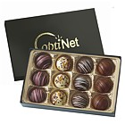 BT12 - Truffle Gift Box With 12 Truffles