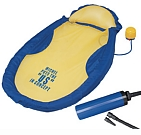 B2491-C - Inflatable Folding Beach Mat