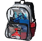 KN8664 - Stadium Clear Vinyl Backpack
