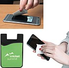 SB5499 - Smart Phone Wallet with Screen Cleaner