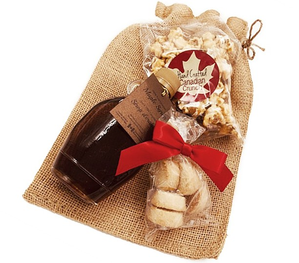 GS-CA006 - Canadian Maple Gift Bag