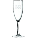 G0565CL - Champagne Flute 6.5oz Clear Glass