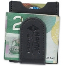 L38-60-1 - Magnetic Money Clip Black