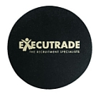 Black Leather Coaster