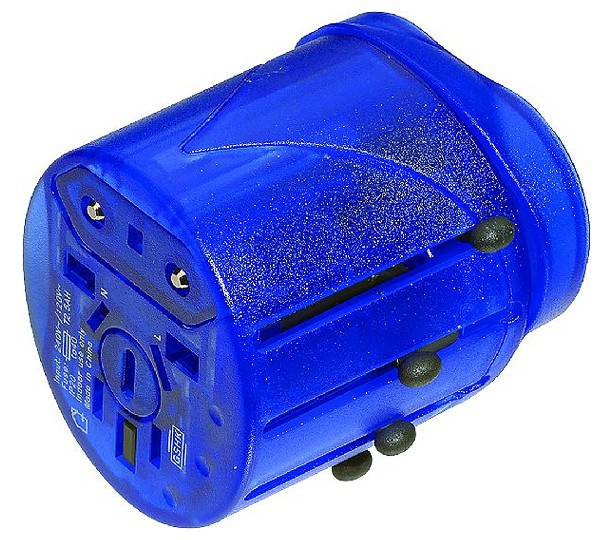 N7750-6BL - World Travel Adapter
