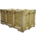 WOODCRATE-H - Wooden Shipping Crate