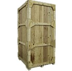 WOODCRATE-V - Wooden Shipping Crate