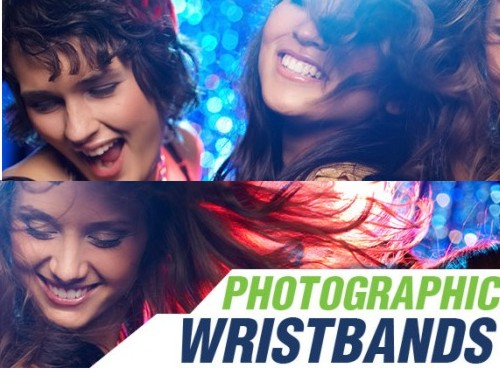 Photographic Wristbands
