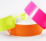 Soft Comfort Straight Wave Wristbands
