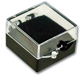 Plastic Pin Box
