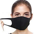 BL678 - Spandex Fitted Facemask, Blank Only