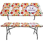 SU604 - 6' Stretch Fit Table Topper