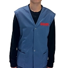 Youth Twill Vest
