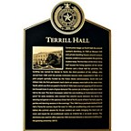 Precision Tooled Bronze Plaque