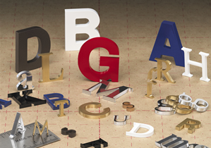 Mini Metal Letters Glamorous Metal Letters Review