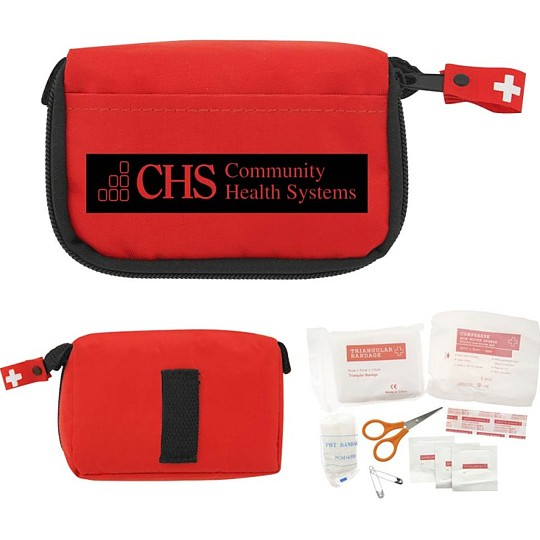 H681 - First Aid Travel Kit-13 Piece