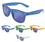 J633 - Translucent Riviera Sunglasses