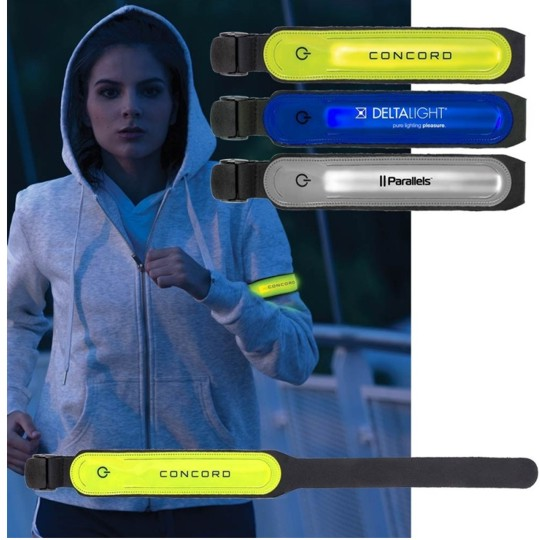 K492 - The Sprinter LED Reflective Arm Band