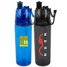 S629 - Way2Cool Dual Chamber Squeeze Mist Bottle