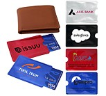 T997 - RFID Credit Card Protector Sleeve
