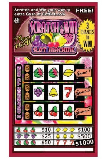 G-235P - Lottery Tickets