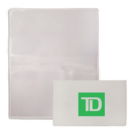 PC-POUCH-INS - Small License and Insurance Holder