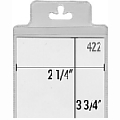 663422 - Vinyl Convention ID Badge Holder