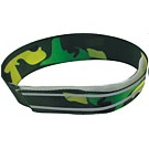 "OS1506ARM - Reflective 2 Stripes Arm Band (Velcro closure) - 2-1/2"" x 18"" approx."