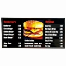 Indoor Menu Signs