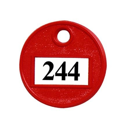MP-244 - Self Number Tags