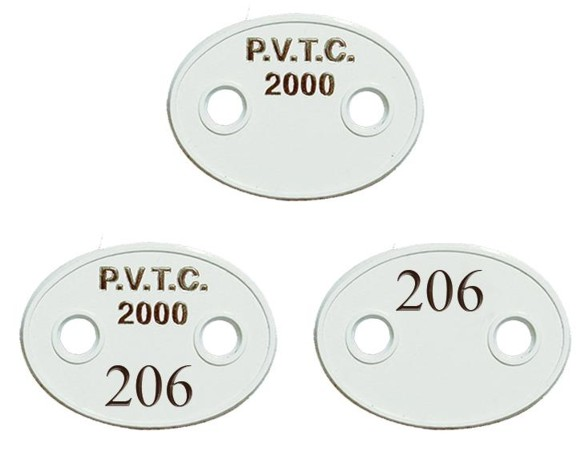 MP-281L - Membership Tags