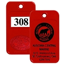 MP-308 - Self Number Tags