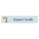 "NP-103 - Engraved Nameplates - 2"" x 8"""