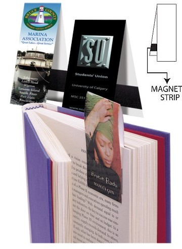 MBK01 - Magnetic Bookmarks