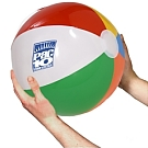 Multi-Color Beach Ball