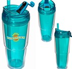 PL-4073 - Two-Way Traveler's 18 oz Tumbler